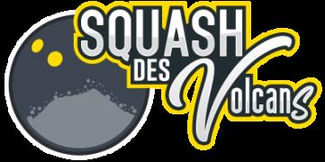 Squash des volcans Logo